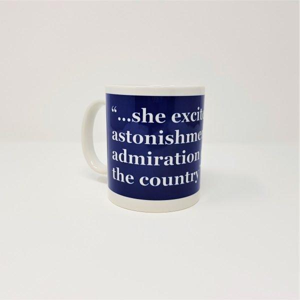 railway gift mug