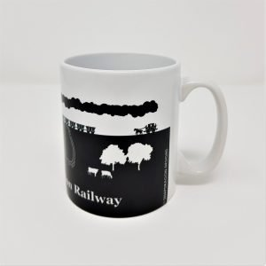 skerne bridge mug
