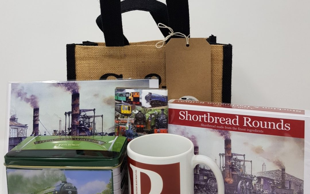 Railway Rations – tea hampers for travellers and non travellers alike