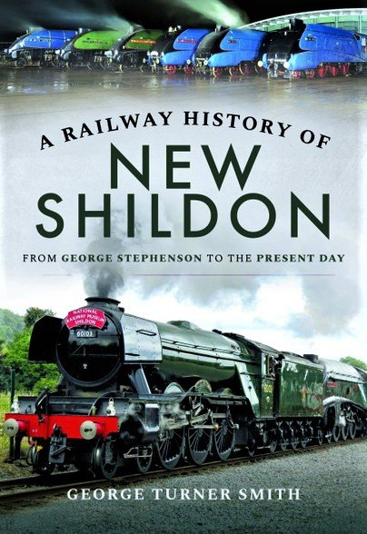 Railway History Shildon Book