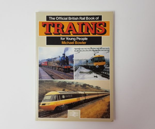 Cover of Trains for Young People