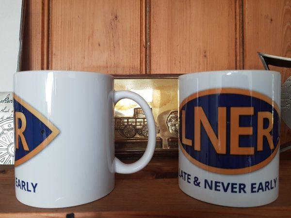 LNER mug