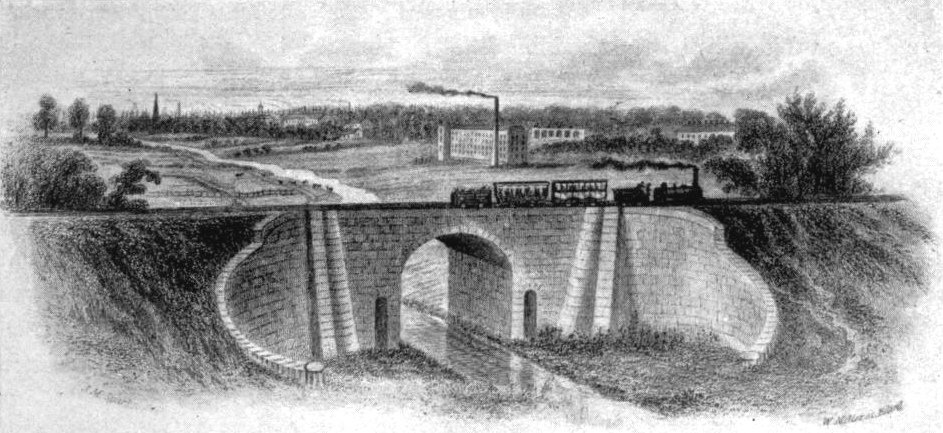 The Skerne Bridge – one of the nation's favourite buildings